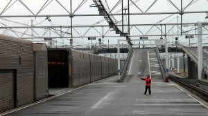 Eurotunnel passengers facing huge delays