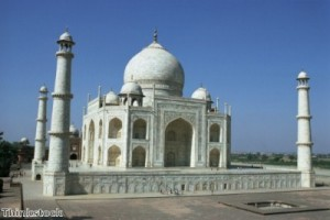 There's a new way to see the city of Agra - on your own two feet