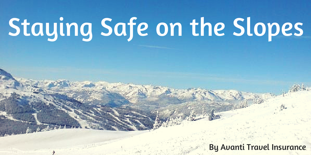 Stay Safe on the Slopes
