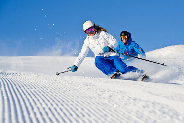Bargain ski holiday