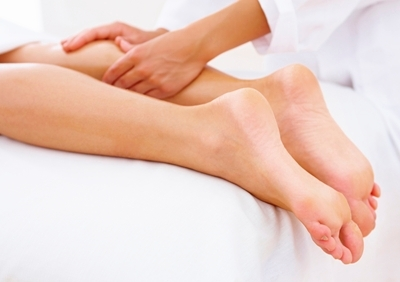 Foot and leg massage
