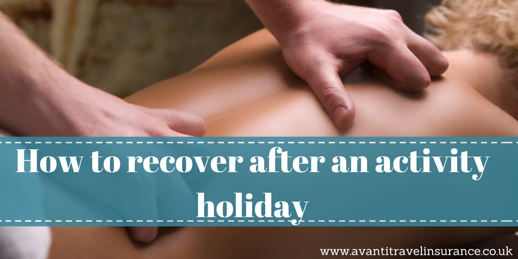 How to recover after an activity holiday