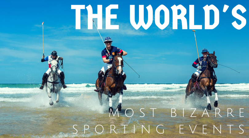 World's most bizarre sporting holidays