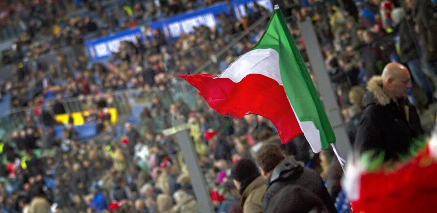 Italian Rugby fans