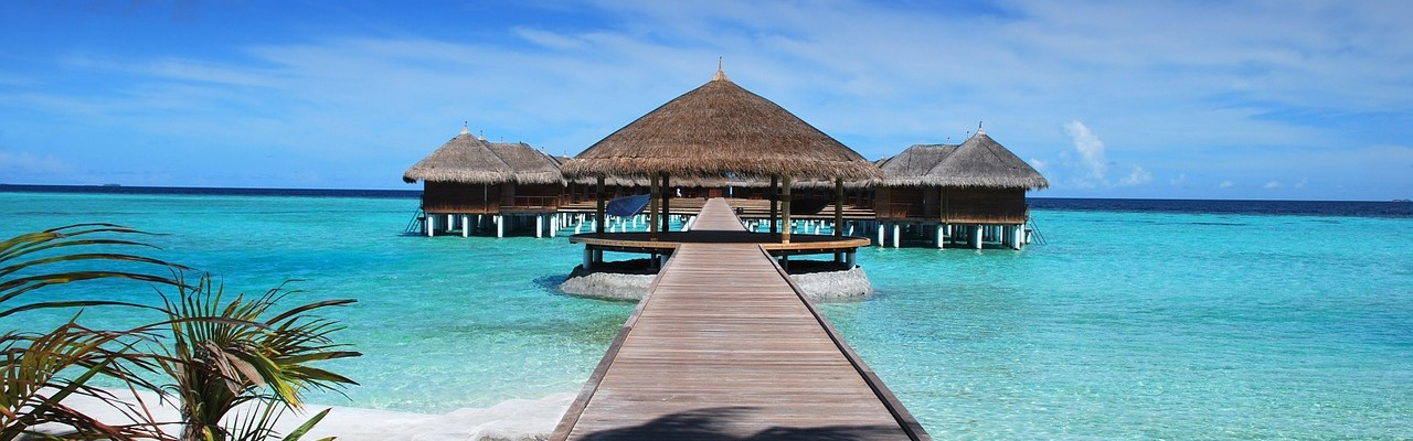 A Maldive Resort