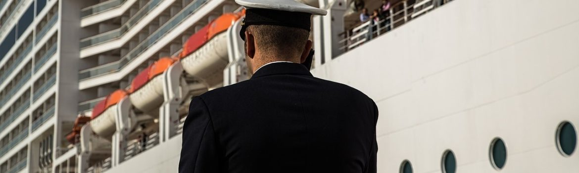 Officer on a cruise ship gets paid to travel