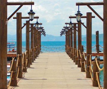 Vietnam coast