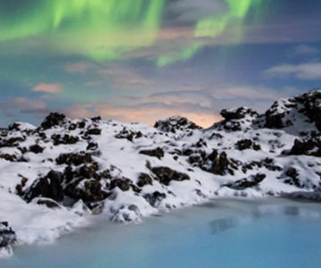 Blue Lagoon, Iceland health benefits
