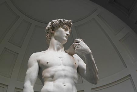Image of Michelangelo's David