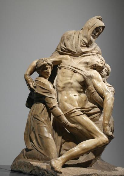 Image of The Deposition (La Pieta) by Michelangelo