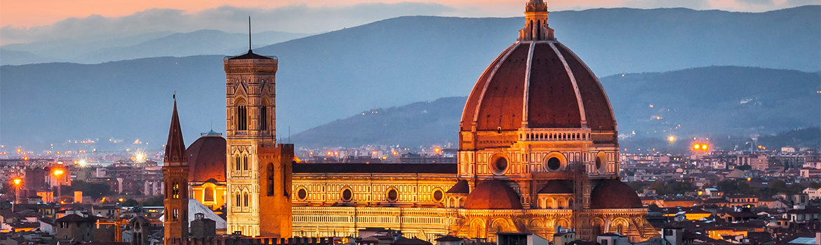 Image of Florence city skyline