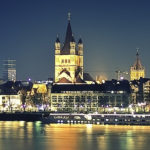 Image of Cologne city