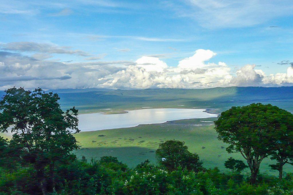 Image of Ngorongoro Crater in Tanzania