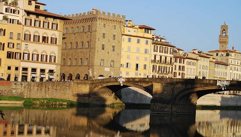 Image of River Arno in Florence