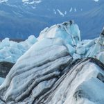 Image of glacier in Iceland