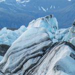 Image of glacier in Iceland
