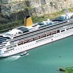 Image of river cruise ship