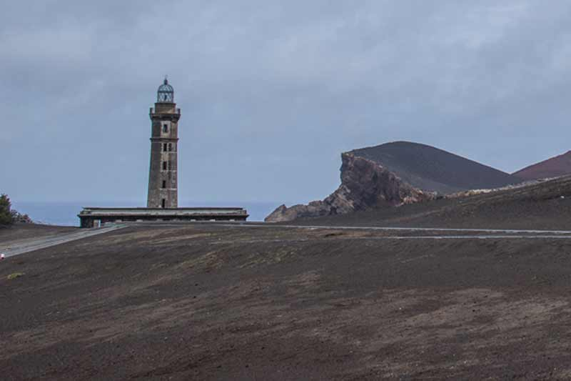 Image of Capelins Volcano on Faial Island