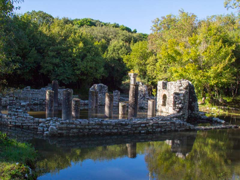 Image of Butrint National Park