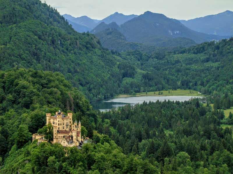 Image of Hohenschwangau Castle
