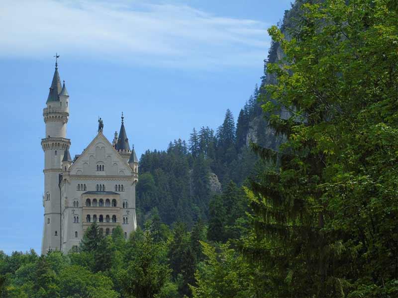 Image of Neuschwanstein Castle