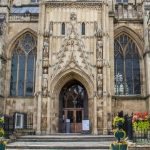 The Porch at Beverley Minster