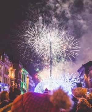 New Year's Eve in Edinburgh: get planning for Hogmanay 2020