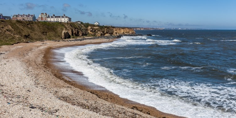 Seaham Beach and Northerly Coastline