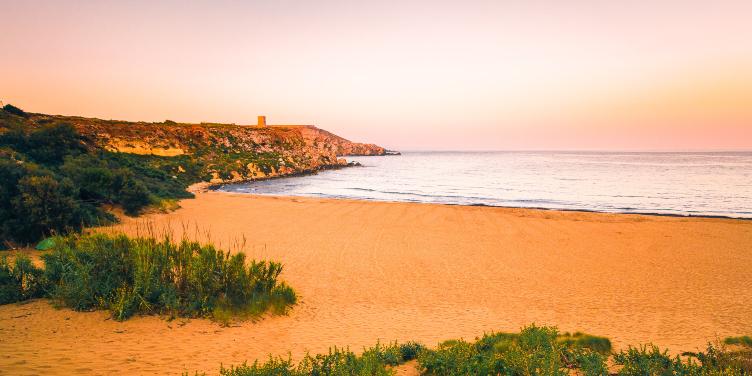 an image of Ramla Bay, Gozo